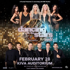 """AEG Presents """"Dancing With The Stars Live! – A Night to"""