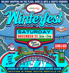 Civic Plaza Winterfest @ Civic Plaza | Albuquerque | New Mexico | United States