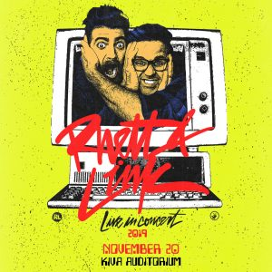 "Live Nation Presents ""Rhett and Link: Live in Concert"" @ Kiva Auditorium at the Albuquerque Convention Center"