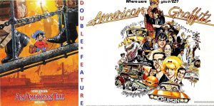 Movies on the Plaza - Double Feature: An American Tail + American Graffiti @ Albuquerque Convention Center