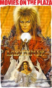 Movies at the Plaza - Labyrinth @ Albuquerque Convention Center - Civic Plaza