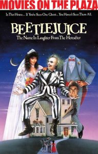 Movies at the Plaza - Beetlejuice @ Albuquerque Convention Center - Civic Plaza