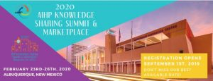 2020 Knowledge Sharing Summit & Marketplace @ Albuquerque Convention Center