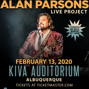 Danny Zelisko Presents Alan Parsons @ Kiva Auditorium at the Albuquerque Convention Center
